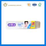 Boîte d'emballage imprimé pour la pâte dentifrice (faible prix de la pâte dentifrice box)