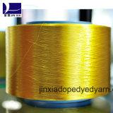 Filato di poliestere tinto stimolante del filamento 200d/96f di FDY