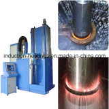 Strumento della macchina termica di induzione di CNC per l'estinzione di superficie dell'asta cilindrica