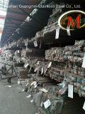 201, tubo materiale dell'acciaio inossidabile 304