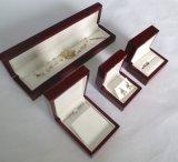 Mestiere di legno antico elegante di legno del contenitore di monili di alta qualità