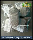 Negro alambre tejido de acero de malla de filtro para la filtración de plástico