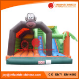 2018 Combo de inflables inflables Jumping Monkey/ Castillo Combo (T3-309)
