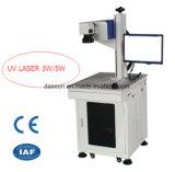 Macchina UV della marcatura del laser per il collegare di aeronautica