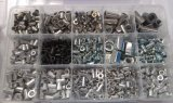 Acier Nuts de rivet principal mince moleté fabriqué en Chine