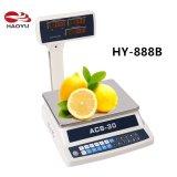 Digitaces electrónicas que pesan la escala computacional del precio (HY-888B)