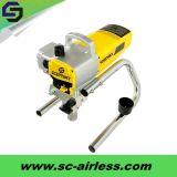 Máquina mal ventilada elétrica de alta pressão portátil da pintura de pulverizador da parede para a venda St-6450