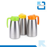 Caldaia variopinta dell'acqua fredda dell'acciaio inossidabile 304 & POT del tè con il coperchio di plastica