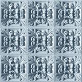 Guangzhou Couleur de la lumière de haute qualité de papier peint en 3D en PVC avec design italien