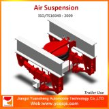 BPW Axle Small Airbag Suspension Trailer Lifting Device