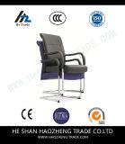 Hzmc099 la nueva recepción del cuero del negro de los apoyabrazos de la silla