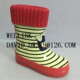 Nuevas señoras Rainboots de la manera de la alta calidad del estilo