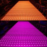 Iluminação do estágio claro da lavagem da parede do diodo emissor de luz de DMX 4in1 18PCS*10W