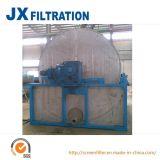 Filtro de tambor giratório de vácuo altamente automático