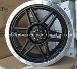 Matt Black 4X4 SUV Sport Modelos quentes Car Jantes de liga leve