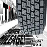 Neumático radial largo del carro ligero del kilometraje R16 de Timax (6.50R16, 7.00R16, 7.50R16, 8.25R16)