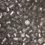 De populaire Kappen van het Eind van de Fabriek van China van de Verkoop Witte Rubber