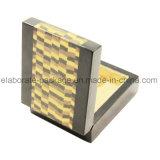 Contenitore di monili di legno personalizzato legno duro di stile del contenitore di imballaggio nuovo