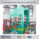 Gran plato de vulcanización de caucho Máquina de la prensa Made in China