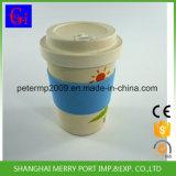 Tazza di bambù durevole della fibra del commestibile di uso 12oz 350ml