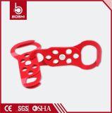 Двойник Scissor Hasp замыкания Двойн-Конца действия стальной (BD-K62)