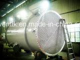 Aceite refrigerado por agua Shell y tubo intercambiador de calor