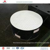 Almofadas de borracha laminadas do rolamento da ponte (feitas em China)