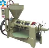 Huile de tournesol en appuyant sur la machine et extraction au solvant