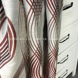 Típico de Jacquard de poliéster de gran calidad de tela de cortina