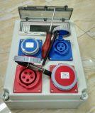 Wasserdichter industrieller Stecker-Kontaktbuchse-Gehäuse-Verteilerkasten