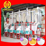 Máquina del molino harinero de maíz del fabricante de China para Suráfrica.