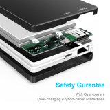 Energien-Bank10000mah bewegliche backup Baterry External-Universalitäts-Aufladeeinheit