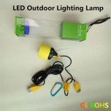 小型LEDの屋外の照明ランプ