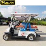 中国からの電気救急車のゴルフカート
