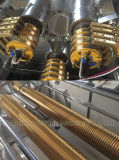 Máquina de rolamento de ondulação do copo plástico de alta velocidade