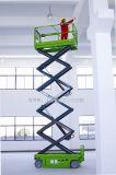 elettrici automatici di 320kg 10meters Scissor l'elevatore con Qzyg100-32