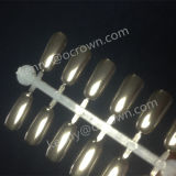 Порошок ногтя серебряного пигмента перлы влияния зеркала Pearlescent