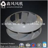 Ventola centrifuga indietro curva del ventilatore del singolo ingresso