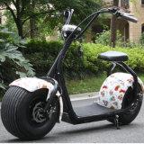 """trotinette"" elétrico de Harley com o motor 800W"