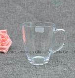 чашка ясности воды 330ml стеклянная с ручкой