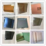 4-8m m azules, vidrio verde, de bronce, rosado, gris de Refletcive del color