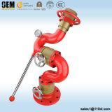 Cannon d'incendie pour combattre les incendies