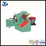폐기물 작은 조각 장 Shears/Q43-800 시리즈 악어 유압 강철 깎는 기계 또는 악어 금속 조각 절단기
