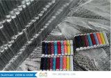 바느질 그릇 폴리에스테 스레드가 28PCS에 의하여 10 야드 또는 바늘 또는 바늘 Threader 스티치 삽입 꿰매는 공구 집으로 돌아온다
