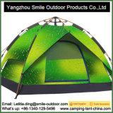 Pliage d'Alu personnalisé All Over la tente campante de dôme d'impression