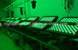 Свет двойных слоев цвета города Nj-L120 120*10W RGBW СИД напольный