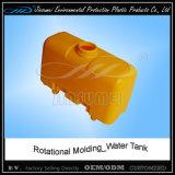 LLDPE réservoir d'eau en plastique avec moulage par rotation de décisions