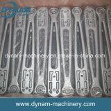 La lega di alluminio di pressione bassa il CNC della pressofusione che lavora i piedi alla macchina della presidenza dell'OEM