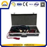 까만 알루미늄 백파이프 비행 계기 상자 (HF-7005)