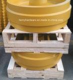 Tensores do guia da fonte vários para a máquina escavadora